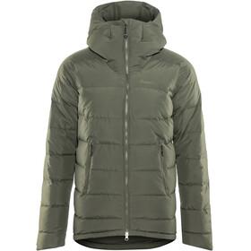 Bergans M's Stranda Down Hybrid Jacket Seaweed/KhakiGreen